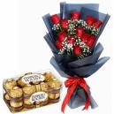 send flowers with chocolates to pampanga