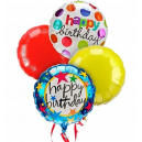 send birthday balloon to pampnaga