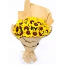 send sunflowers bouquet to pampanga