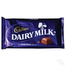 Send ​Cadbury Dairy Milk Chocolate 165g To Philippines