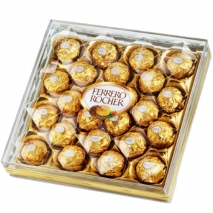 Ferrero Rocher Chocolates 24 pcs to Philippines