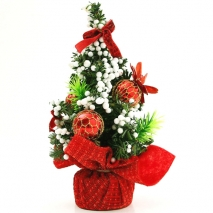 send 20cm red mini christmas tree to philippines