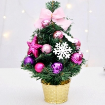 send 30cm artificial tabletop mini christmas tree to philippines