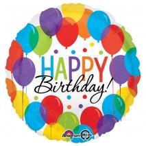 Mylar happy birthday balloon to philippines