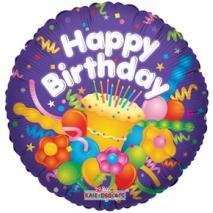 Happy Birthday Mylar Balloon To Philippines