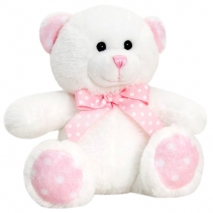 white color medium size teddy bear to philippines