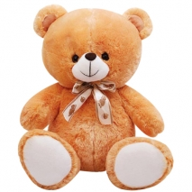 medium size light brown color teddy to philippines