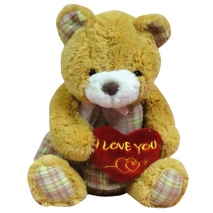 "i love you brown bear 12"" to philippines"