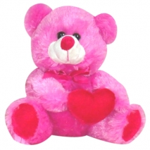 "pink color teddy bear 12"" to philippines"